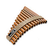 Percussion Plus PP494 15-note Plastic Pan Pipes