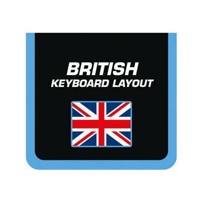 ROCCAT Suora USB QWERTY English Black keyboard