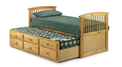 Julian Bowen Hornblower Antique Cabin Bed