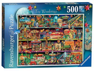 Toy Wonderama - 500pc Puzzle