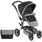 Jane Epic Pushchair (Soil/Chrome)