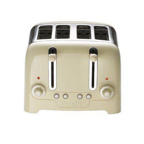 Dualit 46201 4 Slice Classic Toaster - Cream