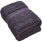 Egyptian Luxury Hand Towel 50X100 - Bristish Navy