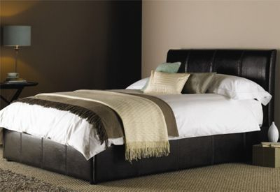 Hyder Bali Ottoman Bed Frame - King (5')
