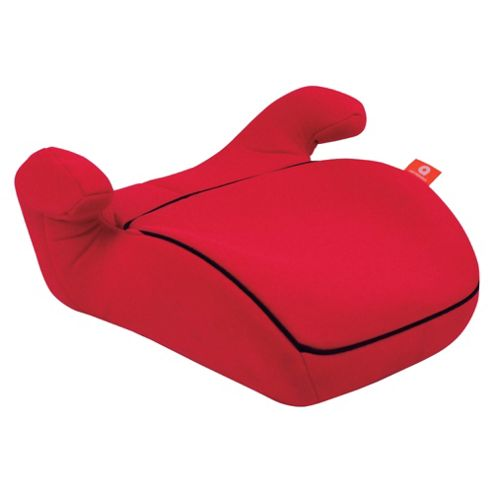 Apramo Artemis Car Booster Seat, Red