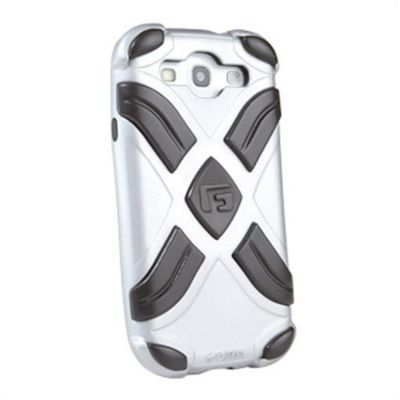 G-Form EPHS00110BE Cover Black Silver mobile phone case for Samsung Galaxy S3 -
