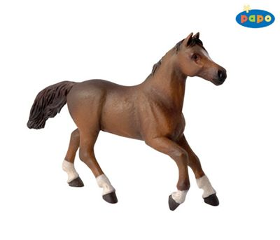 Anglo-Arab Mare - Equidae - Papo