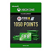 FIFA 18: Ultimate Team FIFA Points 1050 DIGITAL CARDS (Digital Download Code)