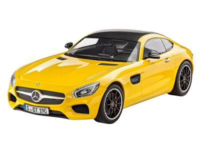 Revell GmbH Mercedes AMG GT Model Set 1:24 Scale