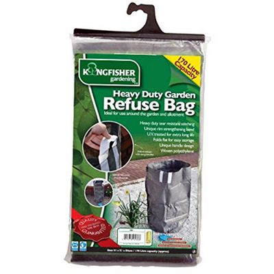 Kingfisher Heavy Duty Garden Refuse Bag
