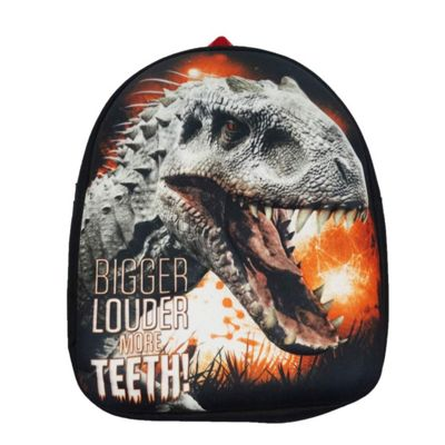 Jurassic World 3D Backpack