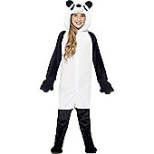 Panda Children's Costume-Small(ages 4-6)