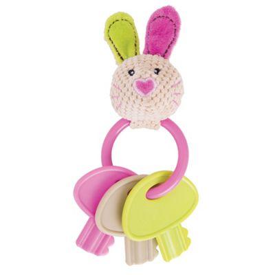 Bigjigs Toys Bella Key Rattle