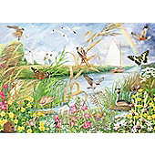 Norfolk Broads - 1000pc Puzzle