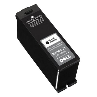 Dell Standard Capacity Black Ink Cartridge for V515W Printers