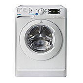 Indesit Innex Washing Machine, BWE 91484X W UK, 9kg, 1400rpm - White
