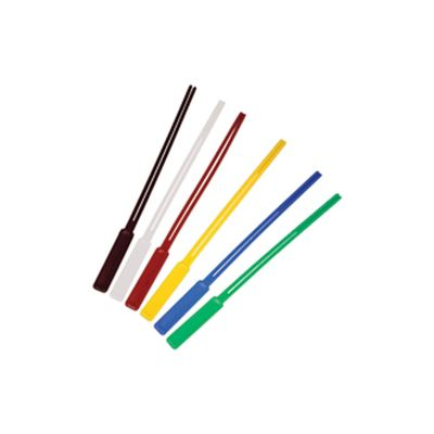 Izzo Double Prong Samba Stick - Assorted Colours