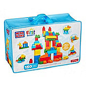 Deluxe Building Bag by Mega Bloks First Builders