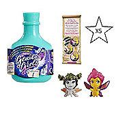 Genie Girls In A Bottle Collection 1 Blue - 5 x Bottles - Bundle