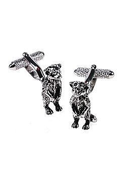 Meerkat Novelty Themed Cufflinks
