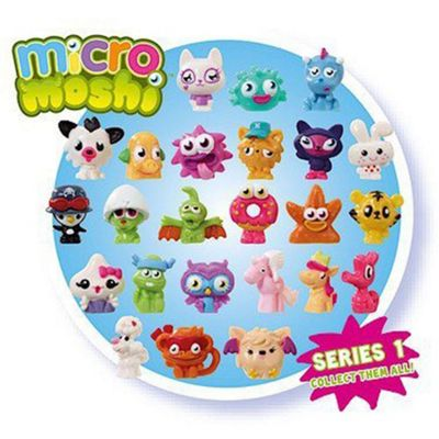 Moshi Monsters Micro Collectables - Series 1