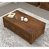 Baumhaus CWC08B Mayan Walnut Coffee Table