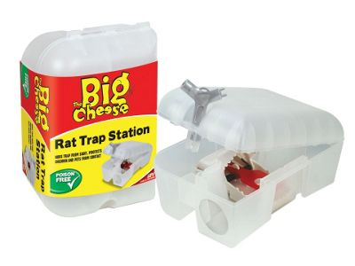 STV STV136 Rat Trap Station