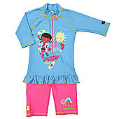 Doc McStuffins UV Sun and Swim Suit 3 to 4 Years