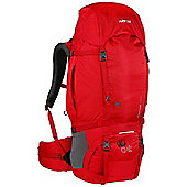 Vango - Contour 60+10 Trekking Walking and Hiking Rucksack Paprika