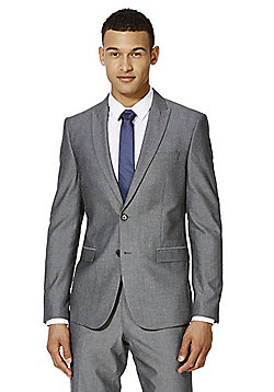 F&F Slim Fit Suit Jacket - Grey