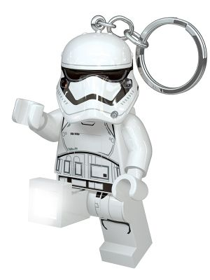 Lego Star Wars Episode VII First Order Stormtrooper Keylight