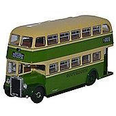 Oxford Diecast 1:76 Scale Leyland Titan PD2_12 Southdown