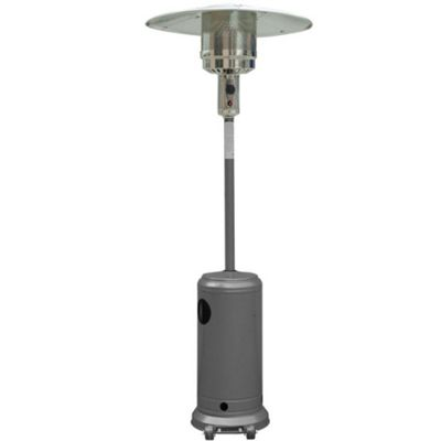 Sahara Patio Heater in Silver