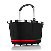 Reisenthel Shopping Bag Second Generation with Base Feet in Black BL7003