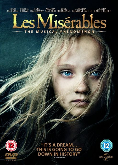 Les Miserables 2012 DVD Tesco Exclusive free download