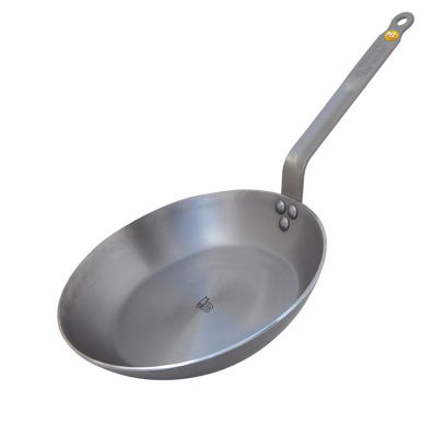 de Buyer Mineral B Frying Pan - 20 / 24 / 26 / 28cm - 24cm