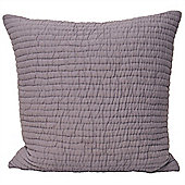 Riva Home Chalon Plum Cushion Cover - 55x55cm