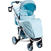 My Babiie Billie Faiers MB100 Pushchair (Blue Stripes)