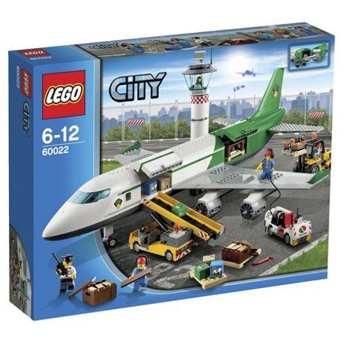 LEGO City Airport Cargo Terminal 60022