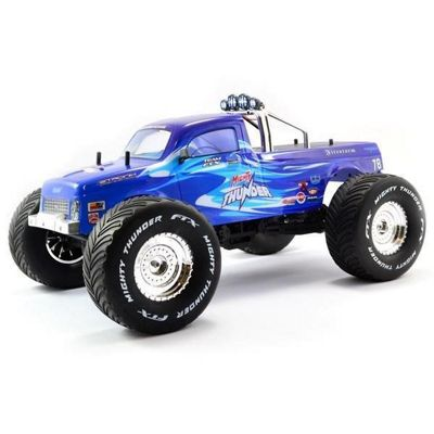Ftx Mighty Thunder 4wd Rtr All-terrain-monster-truck Item# FTX5573
