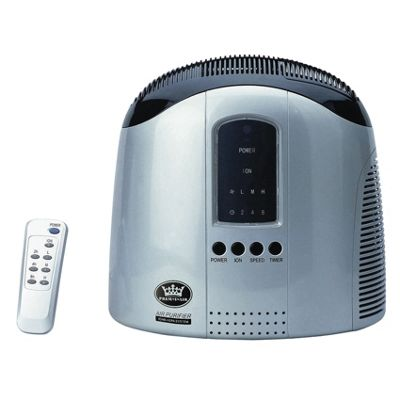 Air Purifier with Hepa Filter, Ioniser and Remote Control