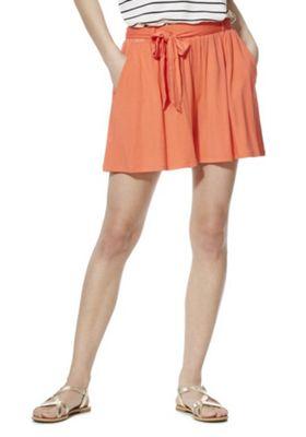 F&F Flippy Shorts Coral 8