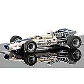 SCALEXTRIC Slot Car C3707 Lotus 49 Pete Lovely