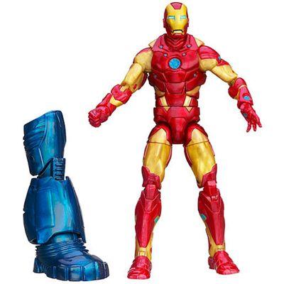 Marvel Legends Iron Man 3 15cm Figure - Heroic Age Iron Man