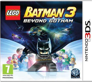 LEGO: Batman 3 - Beyond Gotham 3DS