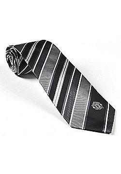 Manchester United FC Club Tie - Silver