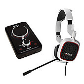 Astro Gaming A30 + MIXAMP Pro White Headset with Microphone