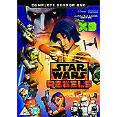 Star Wars Rebels: Season1 DVD