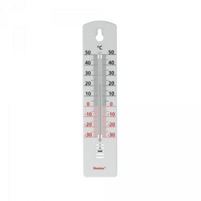 Metaltex Precis Thermometer, White