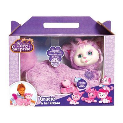 Kitty Surprise Plush Gracie